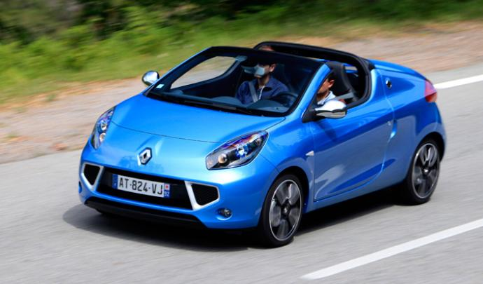 Renault Wind Roadster 2010