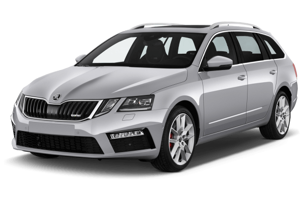 Skoda Octavia Estate 2012